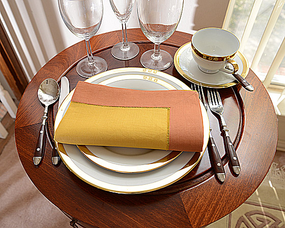 dinner napkins, napkin with color, hemstitch napkins, dinner napkins, napkins